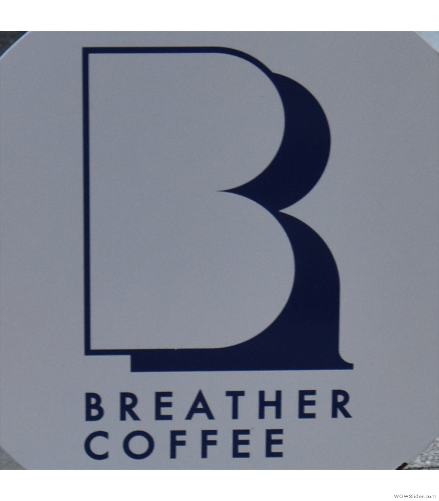 Breather Coffee, our fifth Japanese entry in a fifth city, this time Zushi Station.