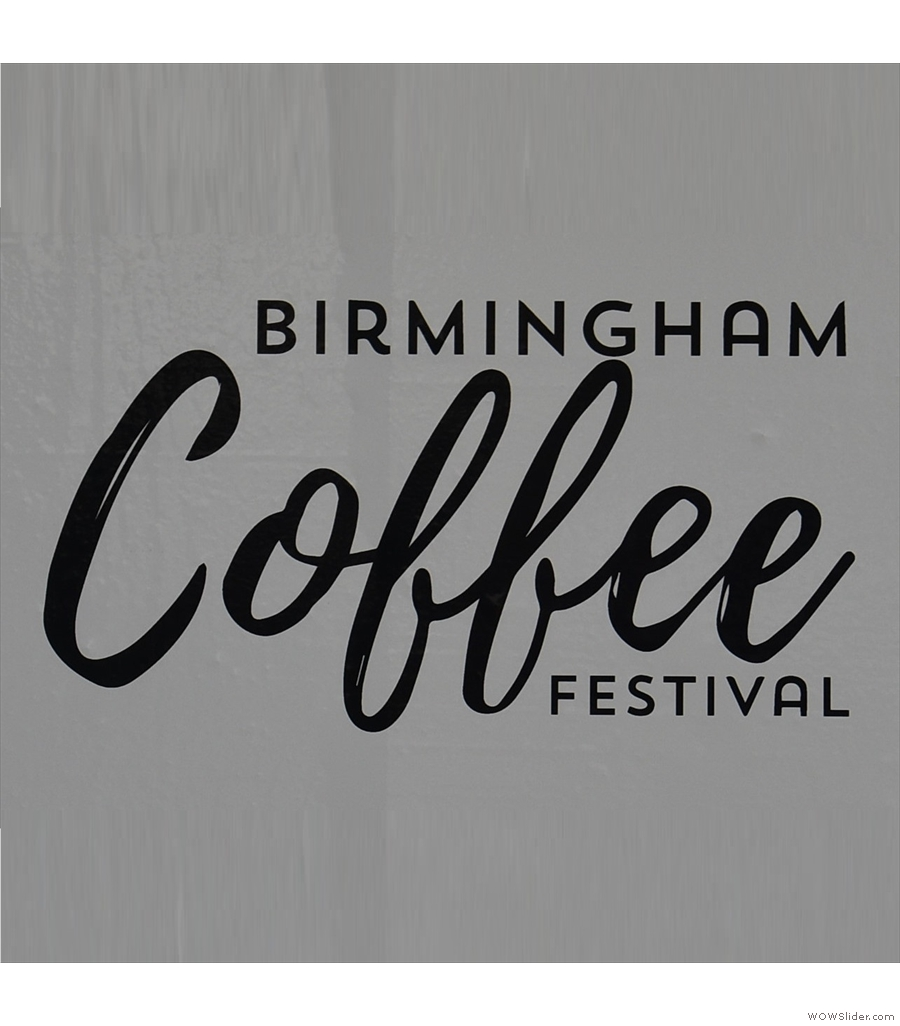 Birmingham Coffee Festival (and Ngopi) for its Indonesian Mount Halu espresso.