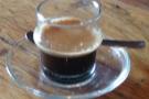 Shoe Lane Coffee, Tara Street, and a sweet, well-balanced Brazilian single-origin espresso.