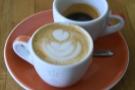 Chromatic Coffee, Santa Clara, where I had a wonderful Kouign Ammon.
