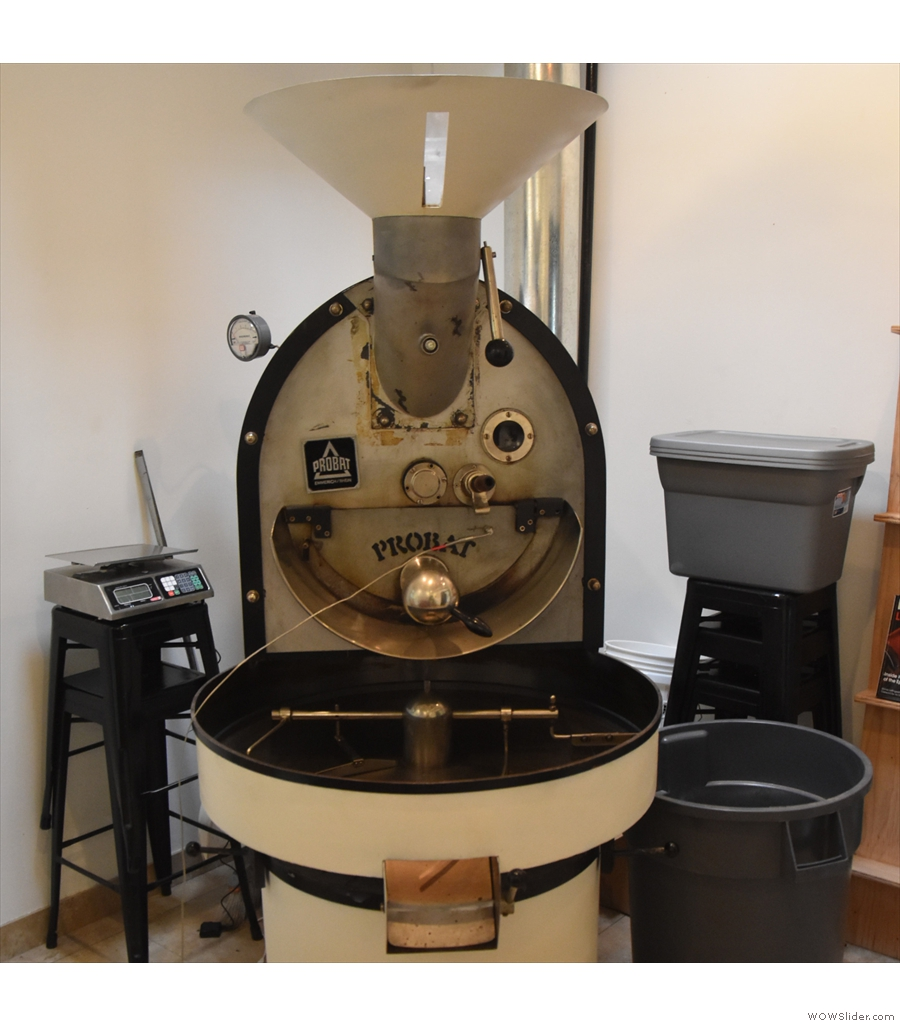Fourtillfour, now roasting on this beauty in Scottsdale, Arizona.