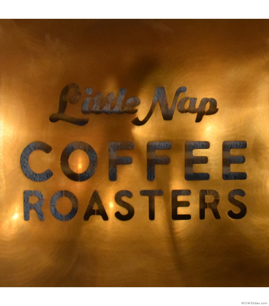 Little Nap Coffee Roasters, and a Gibraltar using the house blend.