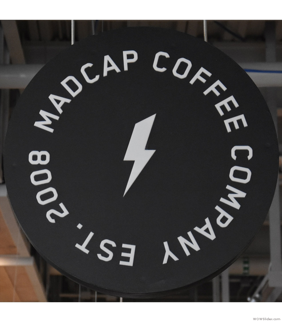 Madcap, Downtown Market, with the third decaf on this year's shortlist (in a cortado).