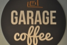Garage Coffee, spread over three floors of a lovely, 500-year-old building.