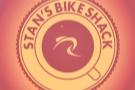 Stan's Bike Shack, where I had a perfect egg roll (fried egg on a wholemeal bap).
