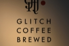 Glitch Coffee Brewed @ 9h, excellent coffee in a capsule hotel in Tokyo.