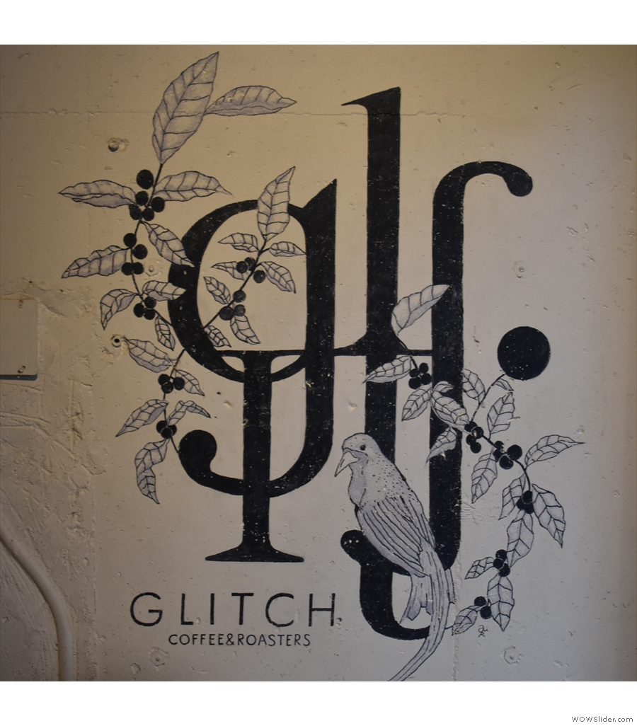 Glitch Coffee & Roasters, another one raising the coffee experience in Tokyo.
