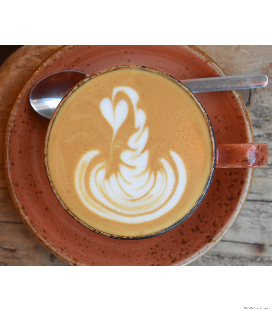 Liar Liar, first up in this year's Most Popular Coffee Spot Award shortlist.