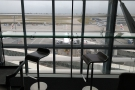 There are the usual window seats (hence the name, 'Galleries Lounge', I think).