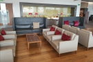 More of the lounge seating, behind which you'll find...