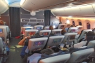 World Traveller Plus (aka Premium Economy), which is where I should have been...