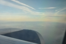 The approach to San Francisco Bay from the north...