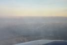 We flew west of San Jose...