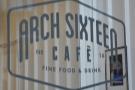 Gateshead's very own Arch Sixteen Cafe