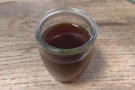 ... although I was offered a sample of the batch brew, a washed Kenyan.