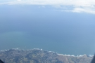 The Pacific coastline south of Pedro Point, around Montara, I think.