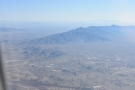 I love that Phoenix is surrounded by mountains. It is one of my favourite airports...