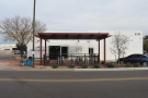 Driftwood Coffee Co. in Peoria, as seen from across 83rd Avenue.