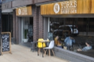 Yorks Bakery Cafe in the heart of Birmingham, a few minutes walk from New Street.