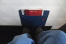 ... and plenty of legroom.