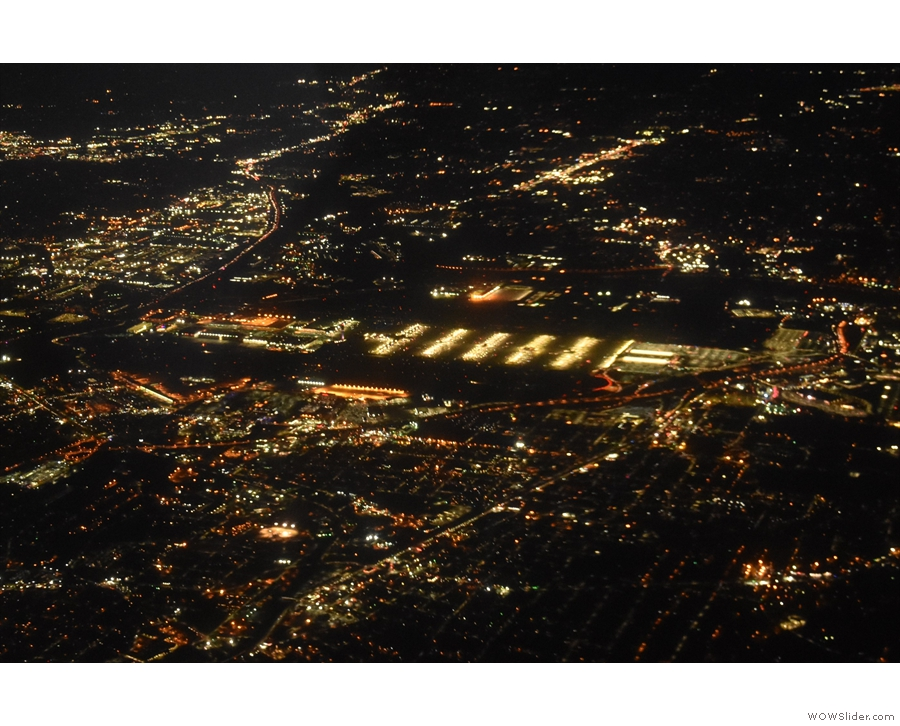 That's Atlanta airport, by the way...