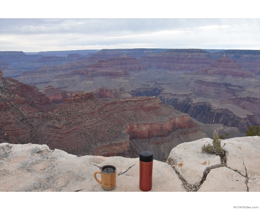 ... the Grand Canyon, which more than lives up to its name!