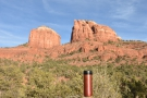 ... Cathedral Rock, which you can see here. From there, it was on to the...