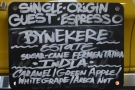 ... which has details of the guest single-origin on espresso. I was immediately drawn to...