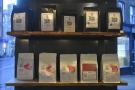 Black Saint is Coffeeology's roasting arm, while Plot is one of three regular guest roasters.