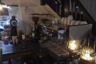 ... which is where you'll find the La Marzocco Linea espresso machine.
