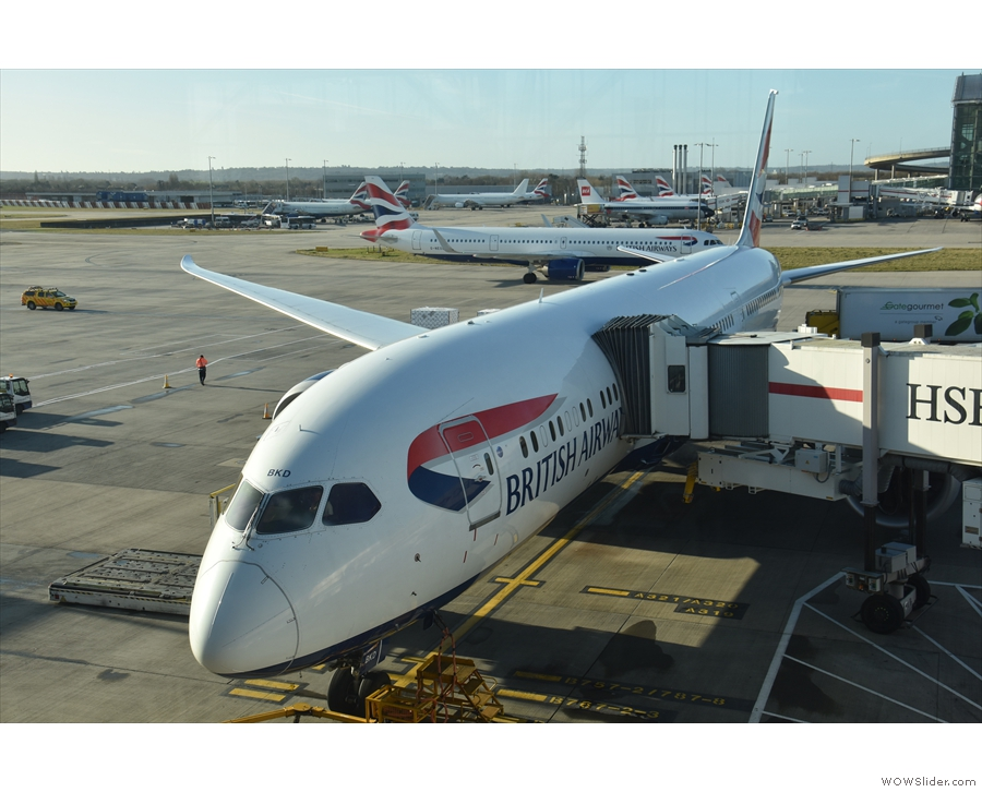 My first trip of 2020 was on a British Airways 787 to San Jose, where I was supposed...