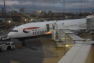 At the end of January, I returned from the US on a Boeing 777-200 from Boston...