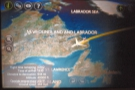 ... quite a northerly route for a flight to Boston. We crossesd the Canadian coast with...