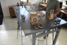 ... as a lab space which, every Friday, hosts a public cupping.