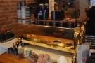 Next we put the golden Slayer espresso machine through its paces...
