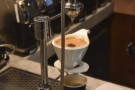 ... then the Modbar dispenses a pre-programmed series of pours following a set recipe.