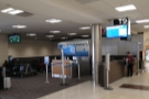Without further ado, I made the (very) short walk to Gate T9 and boarded the plane!