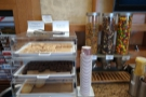 ... and a range of cookies and candy.