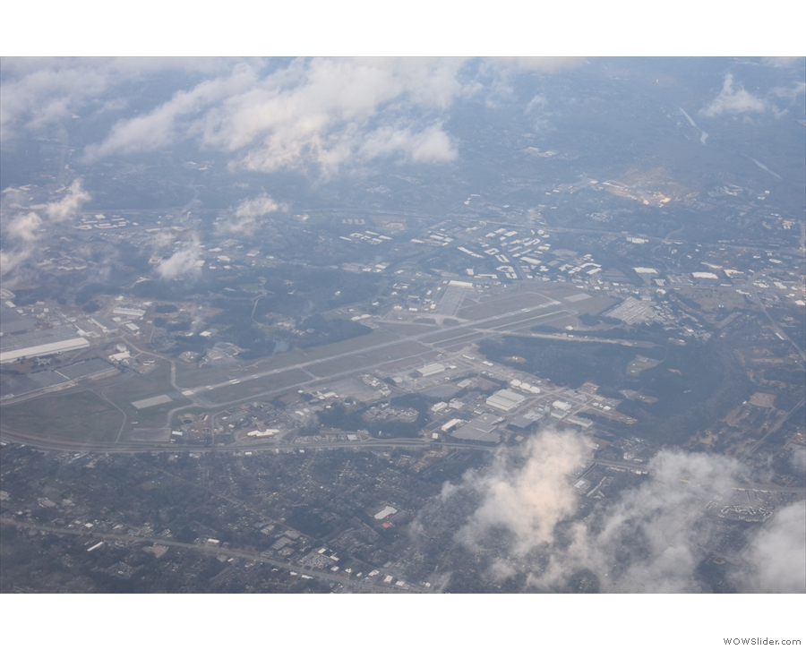 This, however, is Dobbins Air Reserve Base, just south of Marietta.
