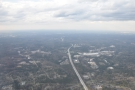 We cross over I-285...
