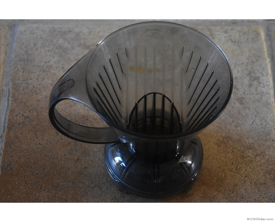 You'll need the following to make coffee with a Clever Dripper. A Clever Dripper, obviously.