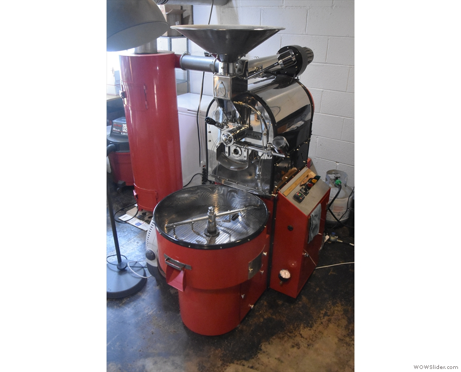 ... a new make of roaster for me.