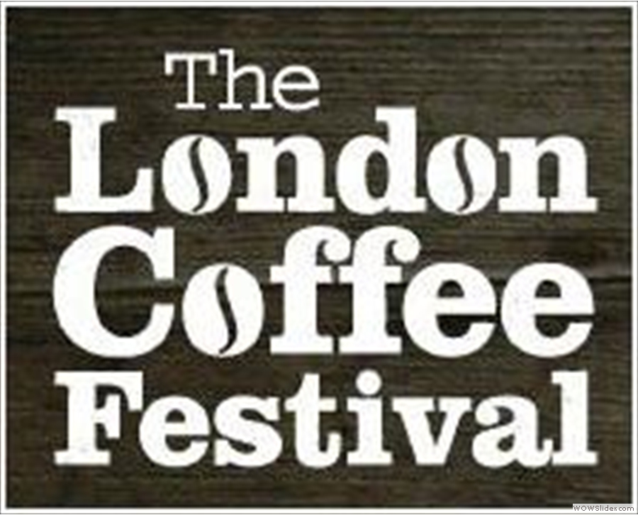 London Coffee Fesitval: everything coffee and coffee-related under one roof