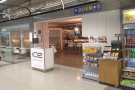 This gave me a chance to wander around a near-deserted airport. This restaurant...