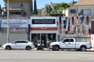 I had one day to explore, starting at the Woodcat Coffee Bar in nearby Echo Park.