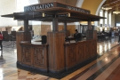 ... and this awesome information booth in the middle.