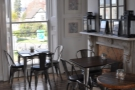 Coffee & Co in Cheltenham: like having coffee in someone's sitting room