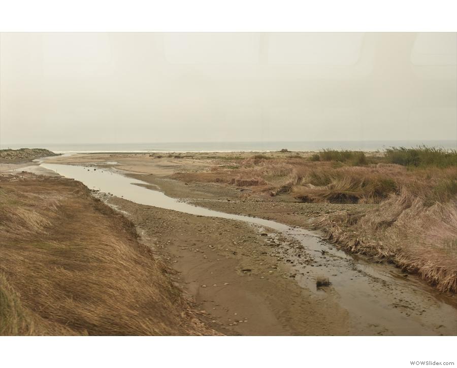 ... the Ventura River.