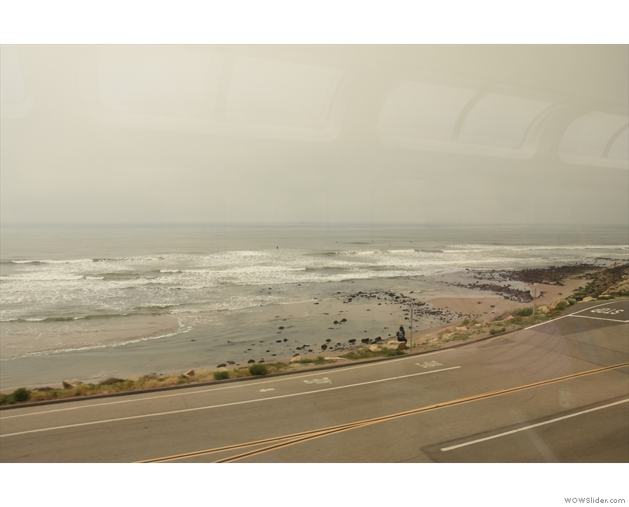 I love this part of coastline, remembering it from my drive along US 1 in 2017.