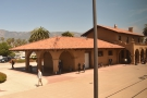 And here we are: Santa Barbara station.